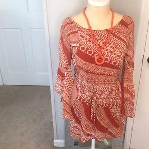 Dresses & Skirts - Bell sleeve dress.